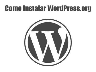 Como Eu Faço Para Instalar WordPress na HostGator