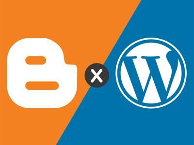 Vou Criar um Blog, Devo usar Blogger ou WordPress?