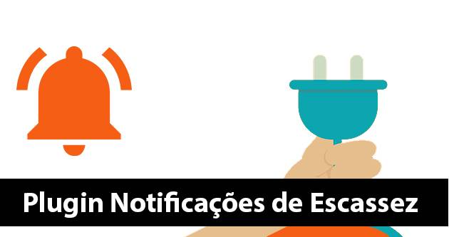 plugin wordpress criador de notificacoes de escassez