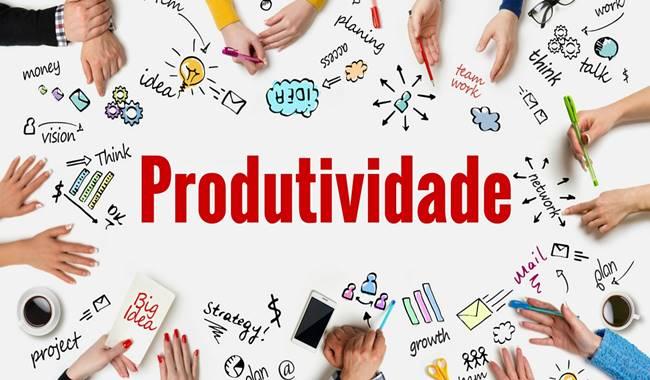 melhorar produtividade