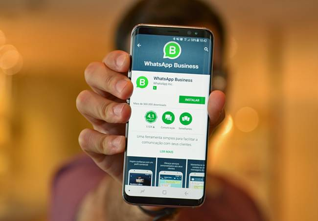 App Whatsapp Business Android