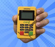 Minizinha Chip 2 PagSeguro – Nova Maquininha de Cartão